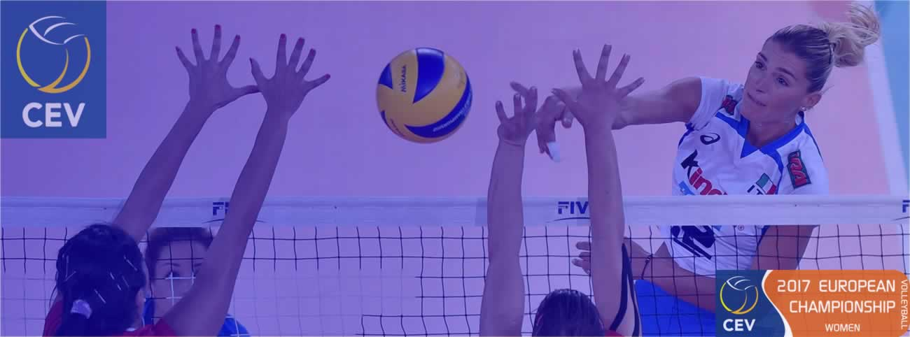 Volleyball European Championship 2017 - Women