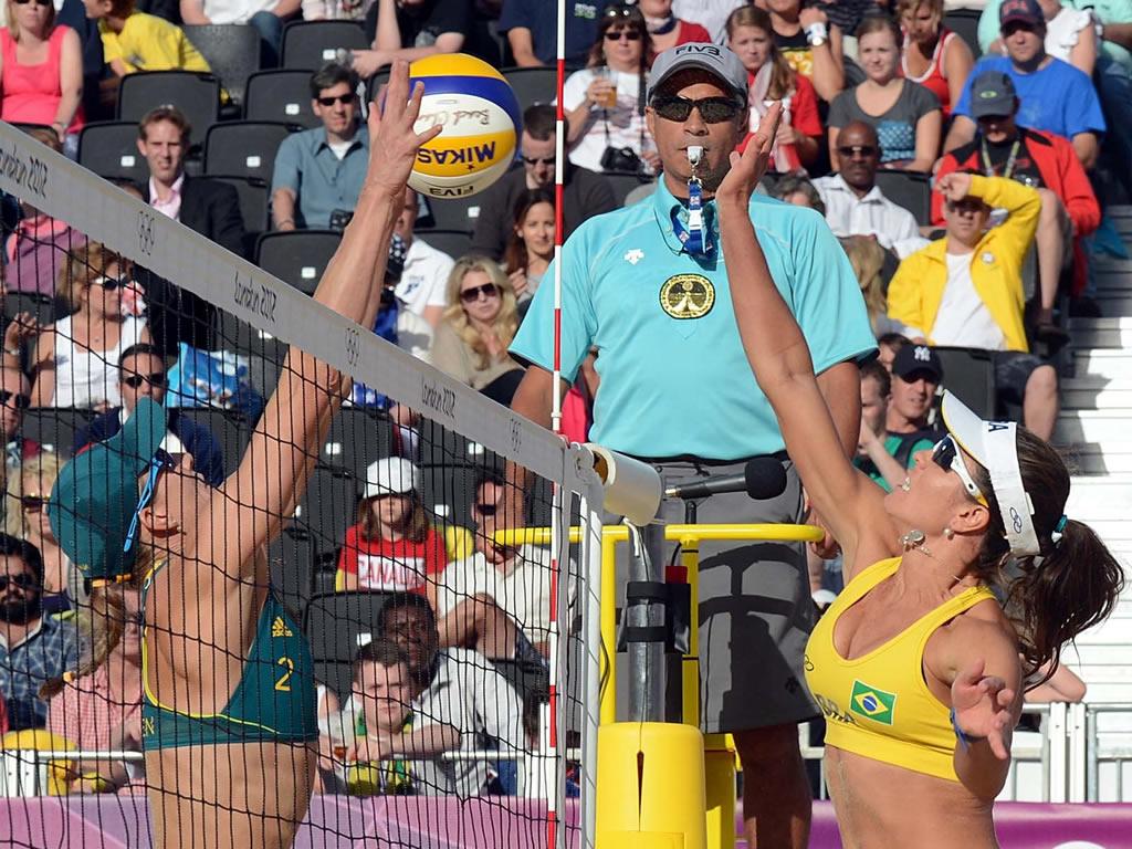 Corso Arbitri di Beach Volley 2015